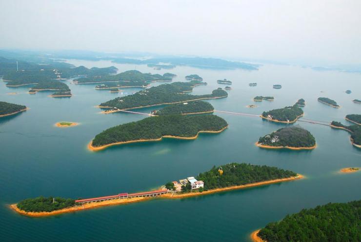 江西省最大的人工淡水湖泊