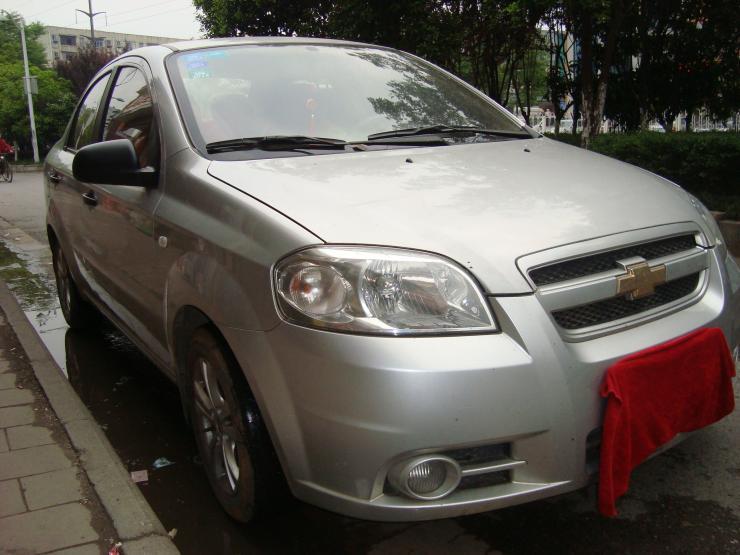 2009年雪弗兰乐风1.4自动档 南昌二手车高清图片