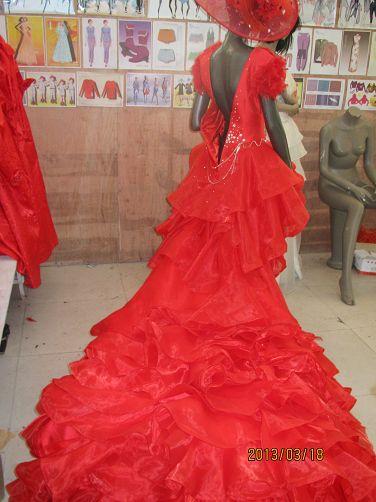 江西服装毕业设计制作——艺尚时装工作室