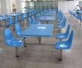 南昌学校食堂餐桌椅,大学餐厅桌椅厂家直销